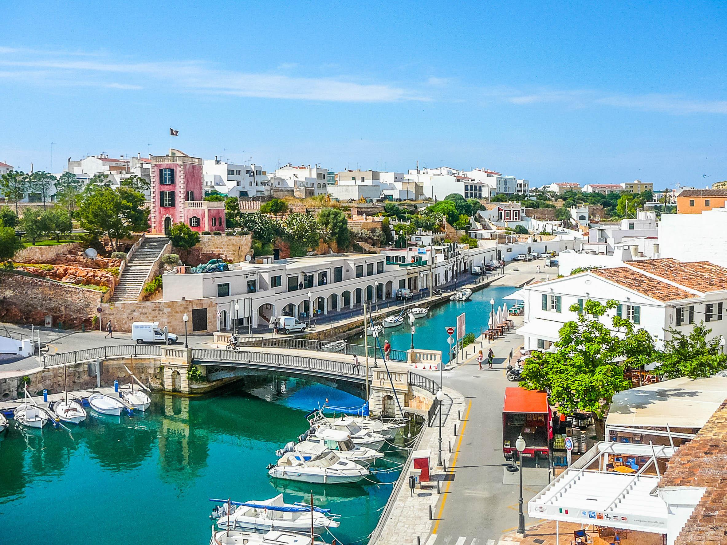 Menorca_puerto